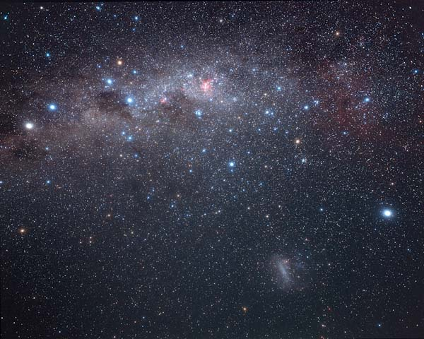 constellation of carina